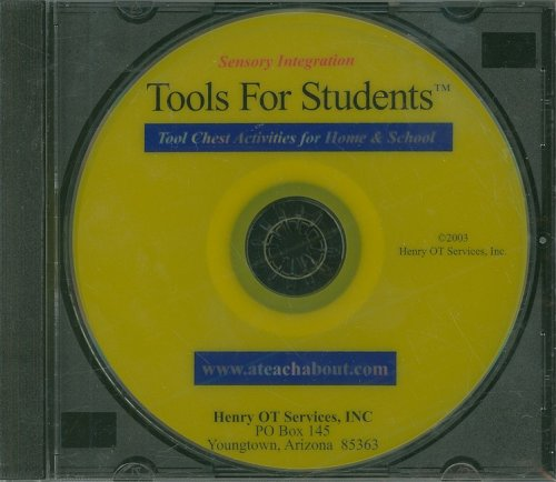 9780091031107: Sensory Integration Tools for Students: Tool Chest Activities for Home & School