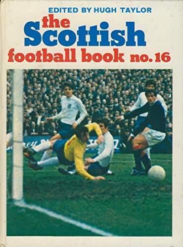 9780091033002: Scottish Football Book No. 16