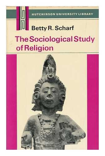 9780091039813: Sociological Study of Religion (University Library)