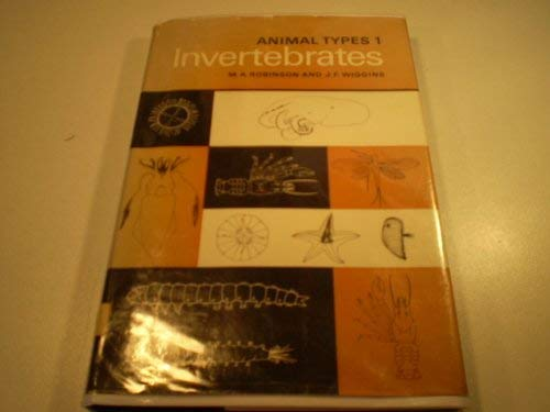 9780091041304: Animal Types: Invertebrates