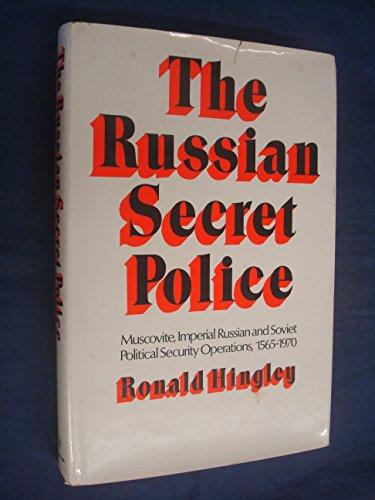 9780091041403: Russian Secret Police