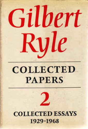 9780091044206: Collected Papers. Volume II: Collected Essays 1929-1968