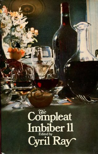 9780091044909: The compleat imbiber no.11