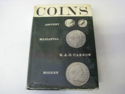 9780091046705: Coins ancient, mediaeval & modern