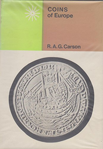 9780091048204: Coins of Europe (His Coins ancient, mediaeval and modern, v. 2)