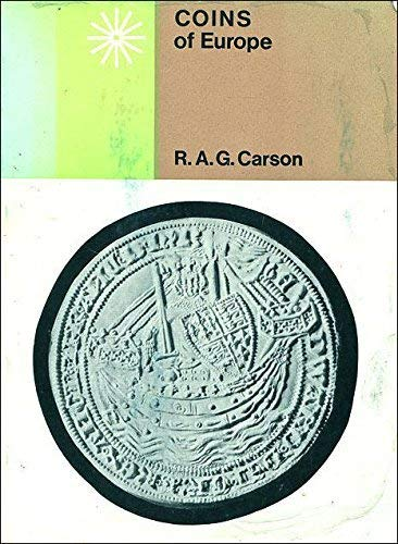 9780091048211: Coins of Europe (His Coins ancient, mediaeval and modern, v. 2)