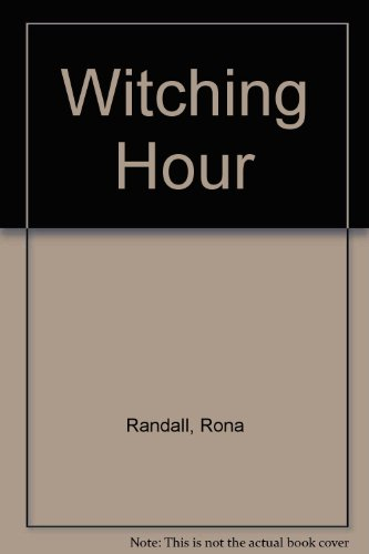 9780091049201: Witching Hour