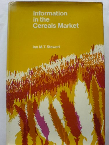 9780091049508: Information in the cereals market,