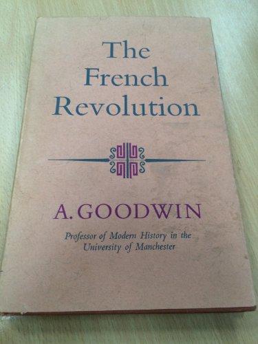 9780091050207: French Revolution (Univ. Lib.)