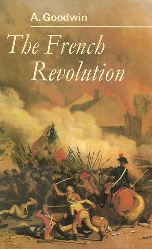 9780091050214: The French Revolution (University Library)
