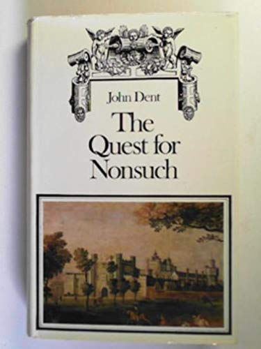 9780091051402: The quest for Nonsuch