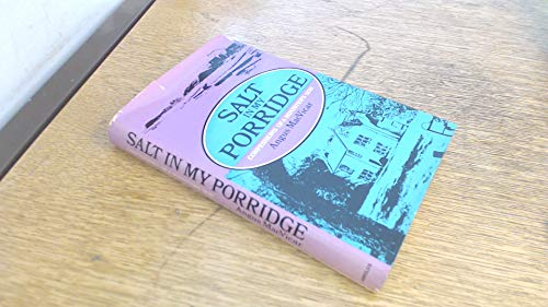 9780091052508: Salt in my porridge: Confessions of a minister's son