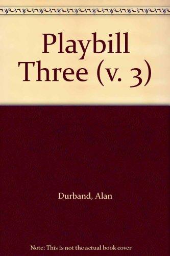 9780091054205: Playbill Three (v. 3)