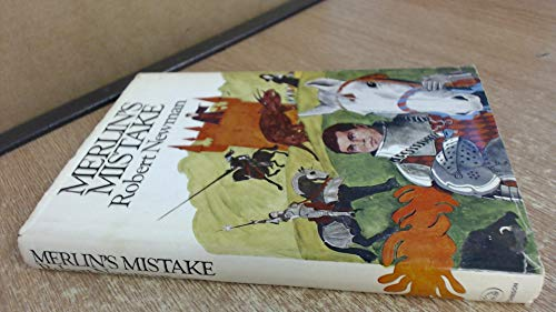 9780091054809: Merlin's Mistake