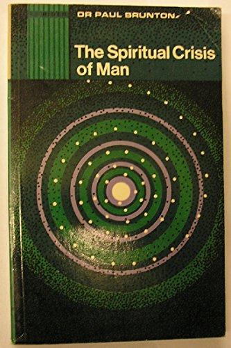 9780091055615: Spiritual Crisis of Man