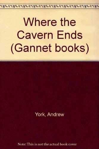 Where the Cavern Ends (Gannet books) (0091057604) by Andrew York