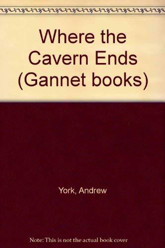 9780091057602: Where the Cavern Ends (Gannet books)
