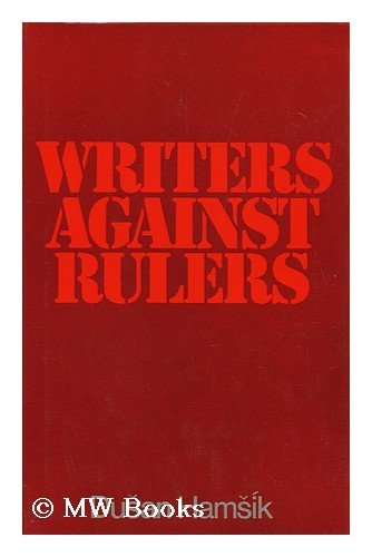 Writers against rulers: Hamsik, Dusan