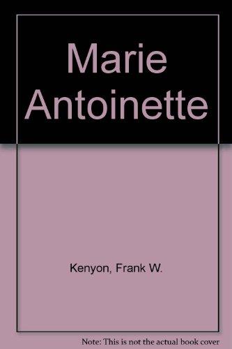 9780091061609: Marie Antoinette