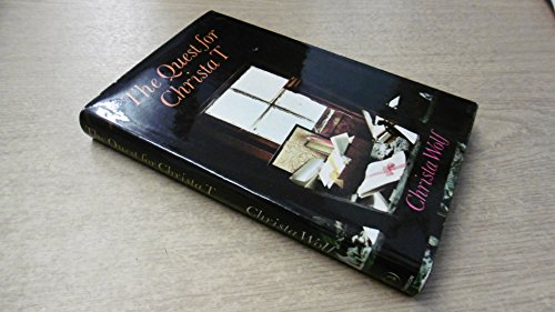 9780091062309: The Quest for Christa T
