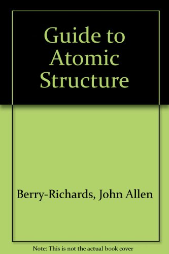 9780091064617: Guide to Atomic Structure