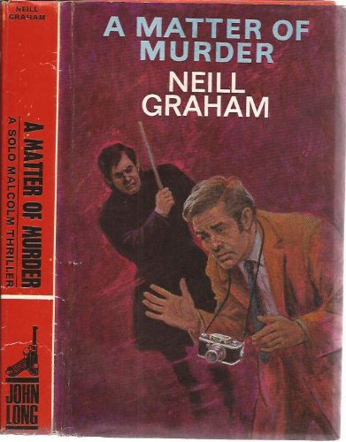 Matter of Murder: Graham, Neill.