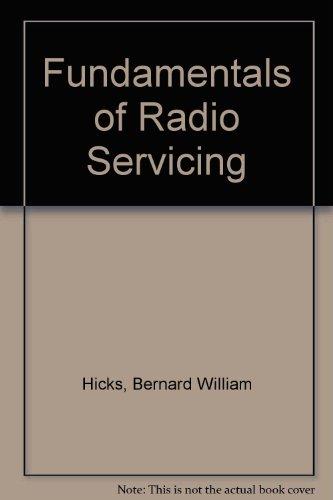 9780091073206: Fundamentals of Radio Servicing