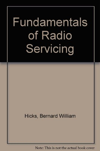 9780091073206: Fundamentals of Radio Servicing