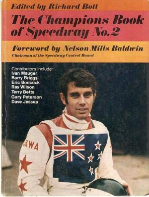 9780091079604: Champion's Book of Speedway
