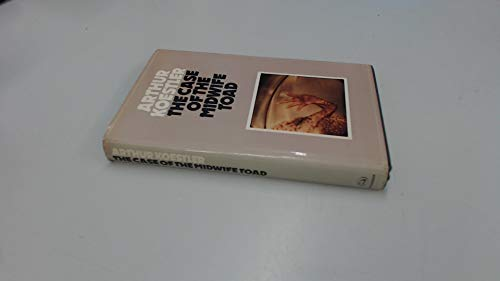 9780091082604: The Case of the Midwife Toad