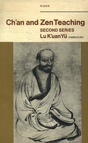 9780091088811: Ch'an and Zen Teaching: v. 2