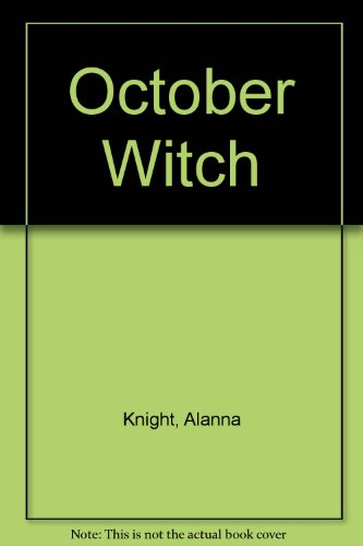 9780091089306: The October witch