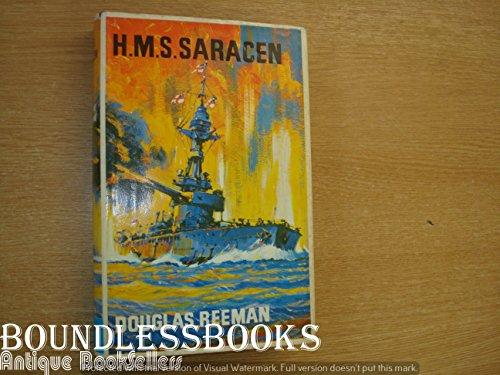 """9780091091101: H. M. S. """"Saracen"""""""