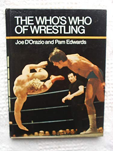 9780091092207: The who's who of wrestling