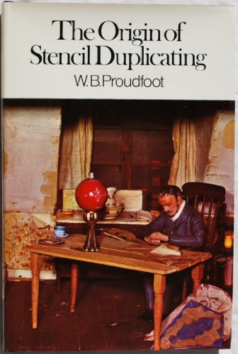 9780091092801: The Origin of Stencil Duplicating