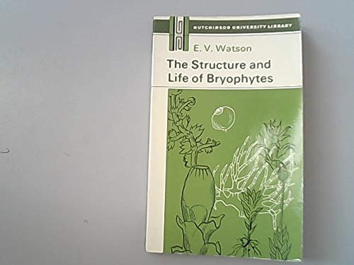 9780091093013: Structure and Life of Bryophytes (University Library)