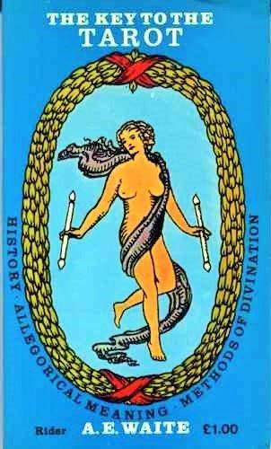 9780091093518: Key to the Tarot