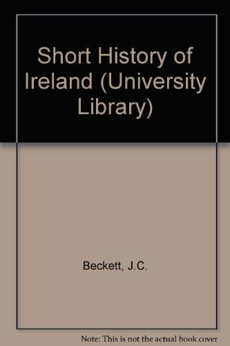 9780091096809: Short History of Ireland (University Library)