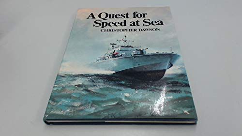 9780091097202: A quest for speed at sea;