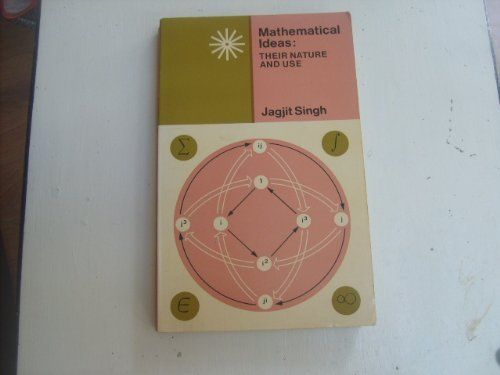 9780091099015: Mathematical ideas, their nature and use (Radius book)