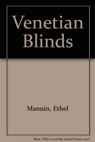 9780091106409: Venetian Blinds