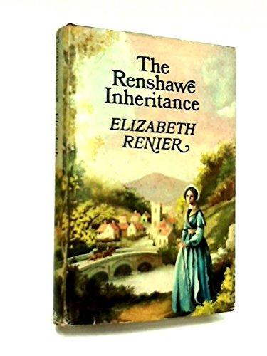 9780091106706: Renshawe Inheritance