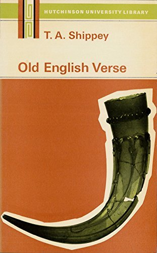 9780091110314: Old English Verse (University Library)
