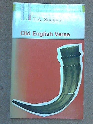 9780091110314: Old English verse,