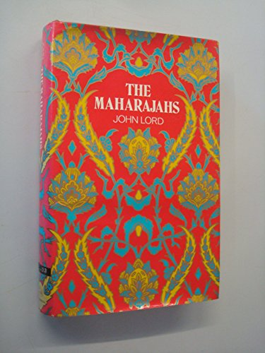 9780091110505: The maharajahs