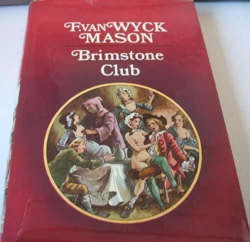 9780091112004: Brimstone Club
