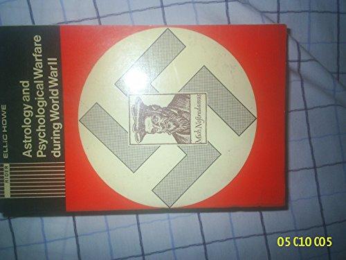 9780091115616: Astrology and psychological warfare during World War II