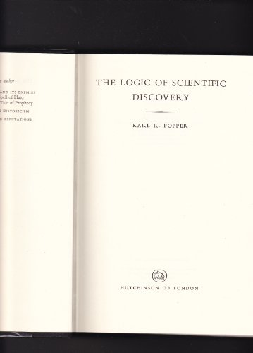 9780091117207: The Logic of Scientific Discovery