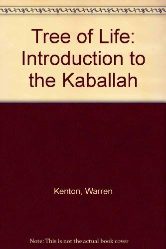 9780091122614: Tree of Life: Introduction to the Kaballah