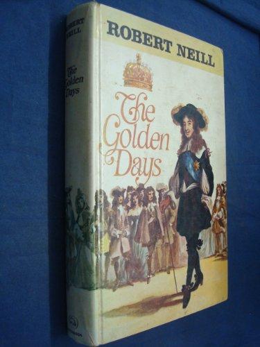 9780091125301: The golden days